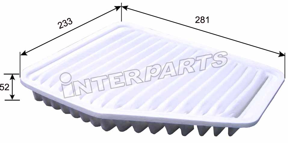 FRAM 호환 AIR FILTER CA9379 IPA-1005